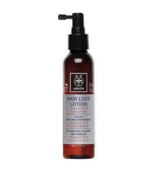 Apivita Hair Λοσιόν Κατά Της Τριχόπτωσης Με Hippophae TC & Πρωτεϊνες Λούπινου 150ml