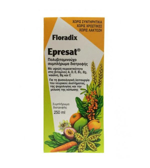 Power Health Floradix Epresat Liquid 250ml