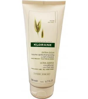 Klorane Ultra-Gentle Conditioner With Oat Milk 200ml