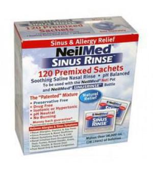 NeilMed Sinus Rinse Ανταλλακτικά 120 φακελάκια