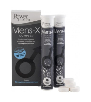 Power Health Mens X Complex 32 Eff.Tabs