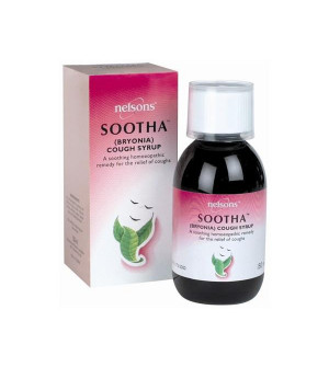 Power Health Sootha Cough Syrup 150ml