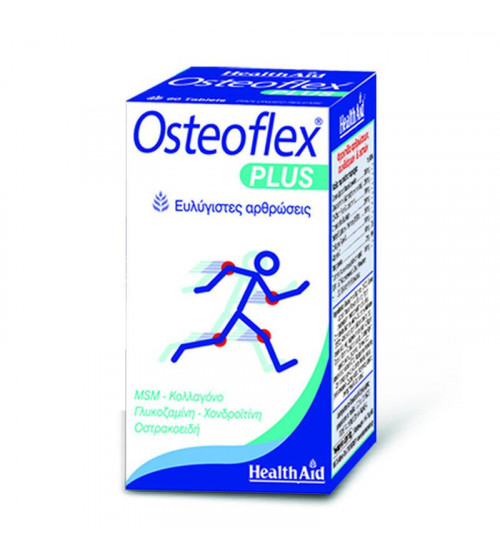 Health Aid Osteoflex Plus 60Tabs