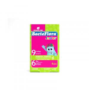 Bacteflora Junior Προβιοτικά 10 Φακελάκια x 1gr