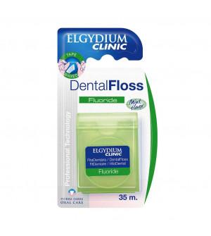 Elgydium Fluoride Οδοντικό Νήμα 35M
