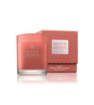 Molton brown gingerlily 1 wick candle κερι