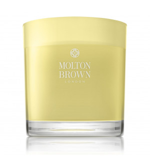Molton brown orange & pergamot 3 wick candle κερι
