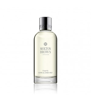 Molton brown gingerlily linen r/spray 100ml