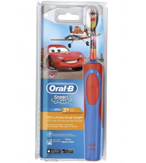 Oral-B Stages Power Disney Cars Ηλεκτρική Οδοντόβουρτσα 3+