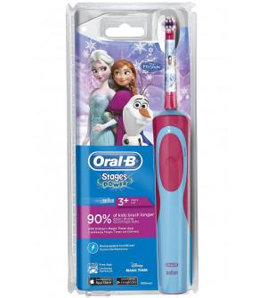 Oral-B Stages Power Disney Frozen Ηλεκτρική Οδοντόβουρτσα 3+