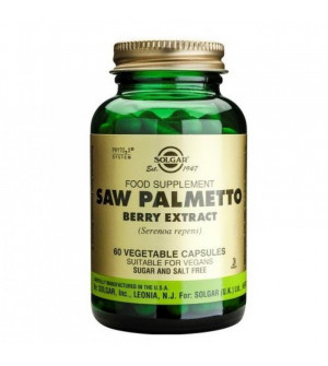 Solgar Saw Palmetto Berry Extract 60 veg.caps