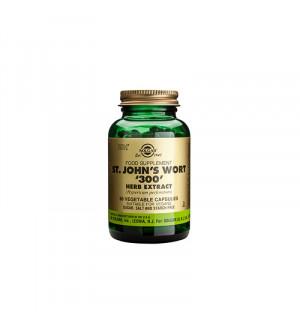 Solgar St. John 's Wort Herb Extract 300mg 50 veg.caps