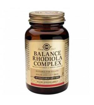 Solgar Balance Rhodiola Complex 60caps