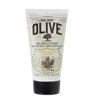 Korres Pure Greek Olive Απολέπιση Σώματος Με Άνθη Ελιάς 150ml