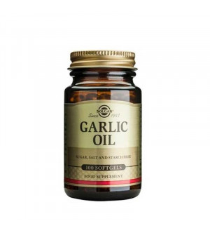 Solgar Garlic Oil 100s