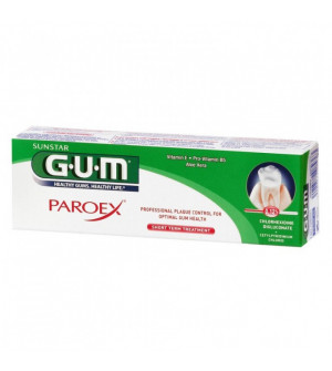 GUM 1790 Paroex Gel 0,12% CHX + 0,05% CPC 75ml