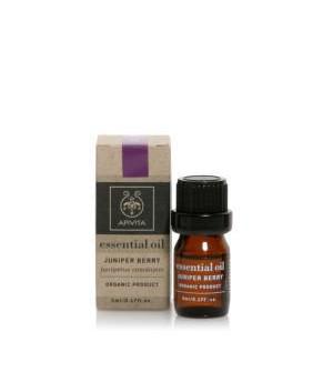 Apivita Essential Oil Αιθέριο Έλαιο Αγριοκυπάρισσο 5ml