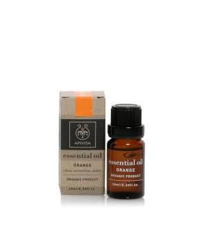Apivita Essential Oil Αιθέριο Έλαιο Πορτοκάλι 10ml