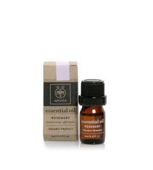 Apivita Essential Oil Αιθέριο Έλαιο Δενδρολίβανο 5ml