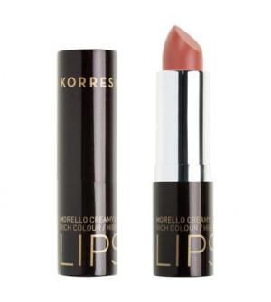 Korres Morello Creamy Lipstick N03 Warm Beige