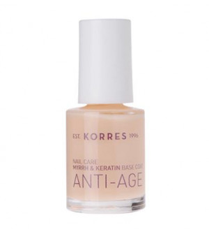Korres Nail Care Base Coat Anti-Age 10ml