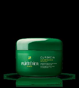 Rene Furterer Curbicia Shampoo Masque Purete 200ml