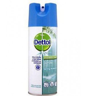 Dettol Spray Απολυμαντικό Spring Waterfall Air 400ml