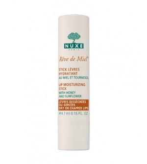 Nuxe Reve de Miel Stick Lèvres Hydratant Stick Ενυδάτωσης χειλιών 4gr