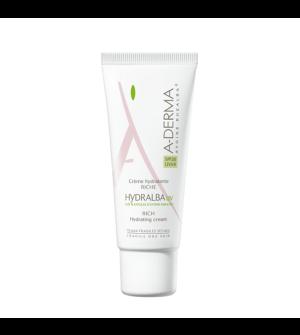 A-Derma Hydralba 24h UV Creme Riche SPF20 40ml