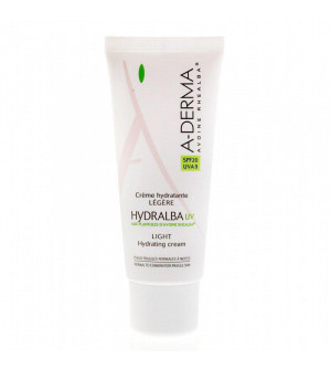 A-Derma Hydralba 24h UV Creme Legere SPF20 promo 40ml