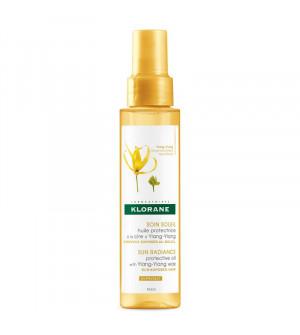 Klorane Ylang-Ylang Protective Oil, 100ml