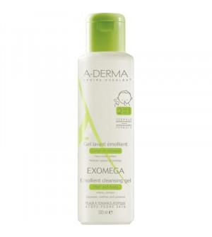 A-Derma Exomega Control Gel 2in1 Μαλλιά & Σώμα 500ml