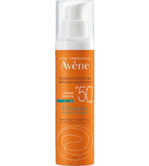 Avene Soins Solaires Cleanance SPF50+, Αντηλιακή Κρέμα για Λιπαρό Δέρμα με Τάση Ακμής 50ml