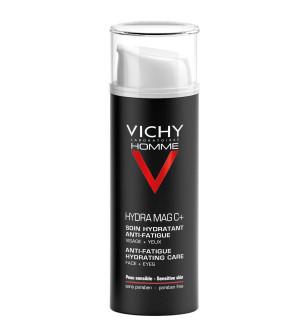 Vichy Hydra Mag C+ Ενυδατική Φροντίδα Αναζωογόνησης για Πρόσωπο & Μάτια 50 ml