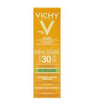 Vichy Ideal Soleil Anti-Imperfecciones SPF30 Αντηλιακό Προσώπου Κατά των Ατελειών 50ml