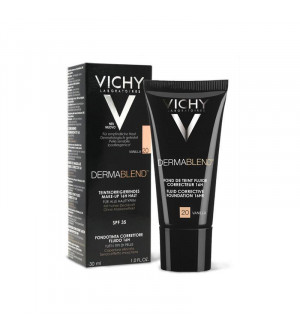 Vichy Dermablend Fluide Spf 35 Vanilla 20 30ml