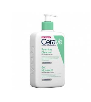 CeraVe Foaming Cleanser (1000ml) - Αφρός Καθαρισμού για Πρόσωπο και Σώμα