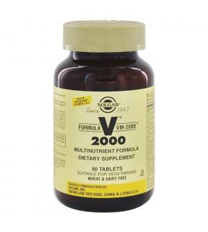 Solgar Formula Vm 2000 90Tabs