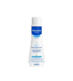 Mustela multisensory bubble bath 200ml