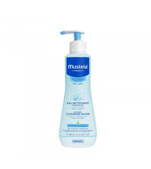 Mustela no rinse cleaning water 300ml