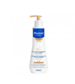 Mustela Nourishing Gel with Cold Cream 300ml