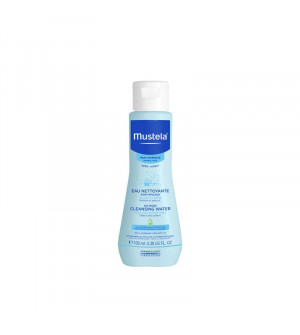 Mustela no rinse cleaning water 100ml