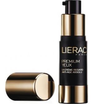 Lierac Exclusive Premium Yeux - Αντιγηραντική Κρέμα Ματιών 15ml