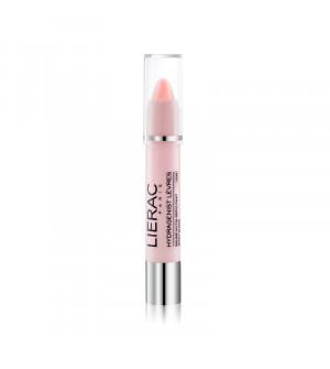 Lierac Hydragenist Lips Nutri-Replumping Balm Βάλσαμο Χειλιών για Θρέψη & Επαναπύκνωση χρώμα Ροζ 3gr
