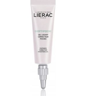 Lierac Dioptipoche Puffiness Correction Smoothing Gel Ζελ Λείανσης για Διόρθωση στις Σακούλες 15ml