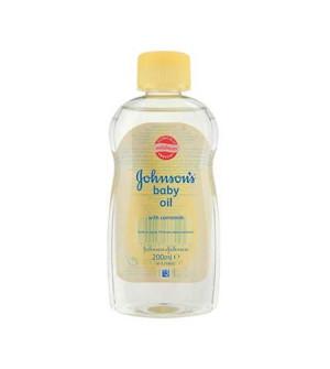 Johnson's Baby Massage Oil Top To Toe Απαλό Λάδι Ιδανικό για Μασάζ σε Μωρά 200ml