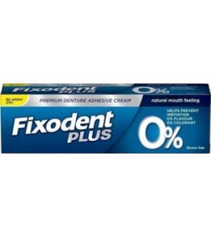 Fixodent Pro Plus 0%, 40gr