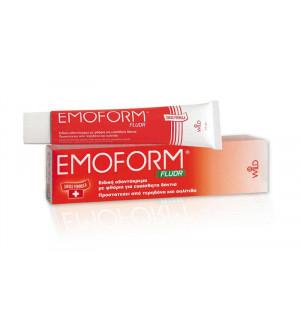 Emoform Fluor Οδοντόκρεμα Με Φθόριο 70gr
