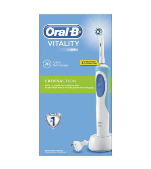 Oral-B Vitality 2D Cross Action Ηλεκτρική Οδοντόβουρτσα
