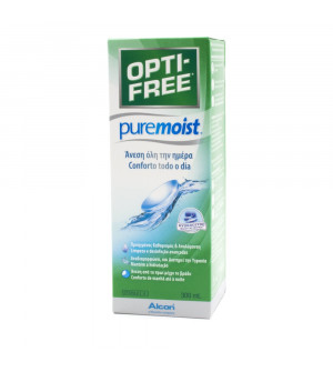 Alcon Opti-Free Puremoist Bottle 300ml